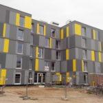 Modulbau Holz-Haus